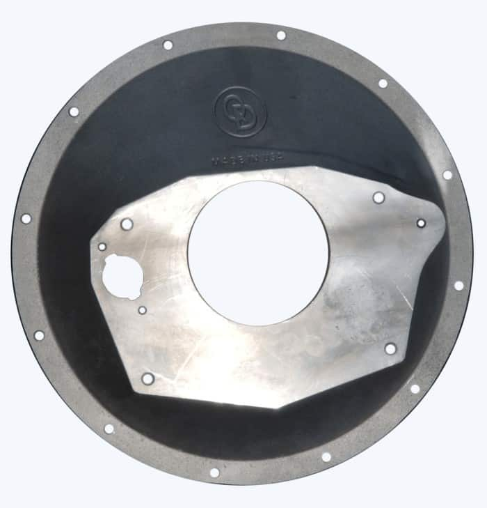 SAE2 NV4500 bell housing