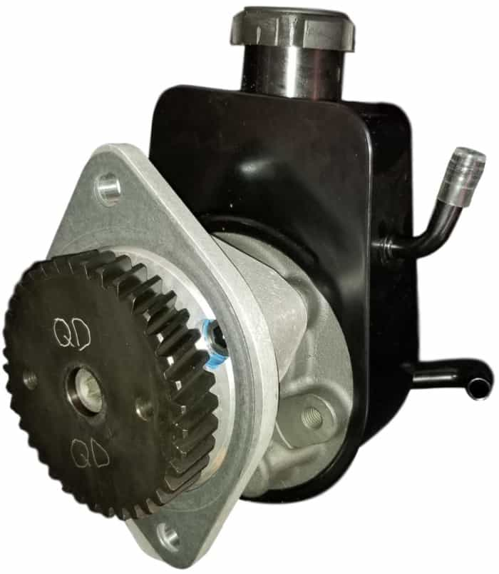 New Vacuum delete power steering pump For Cummins 5.9 and 3.9