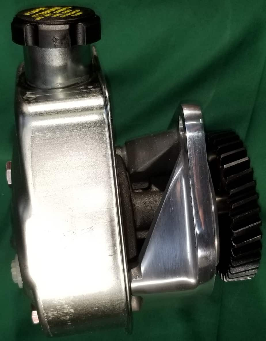 Cummins 4bt power steering pump