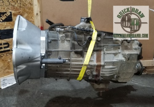 Cummins R2.8 H150 left side