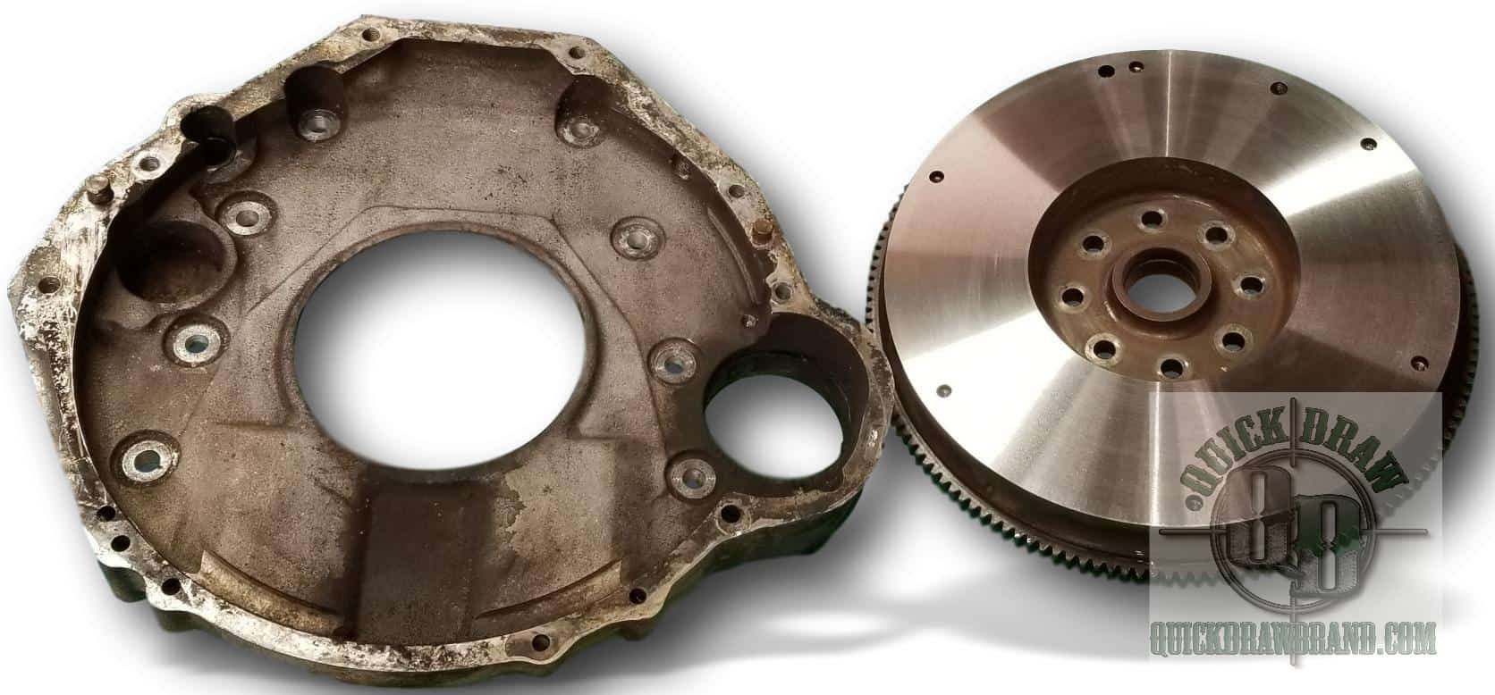 Ford SB Cummins Adapter for your 6BT and 4BT diesel engine