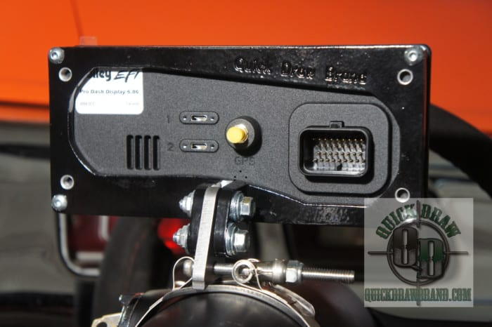 Mount for Holley EFI