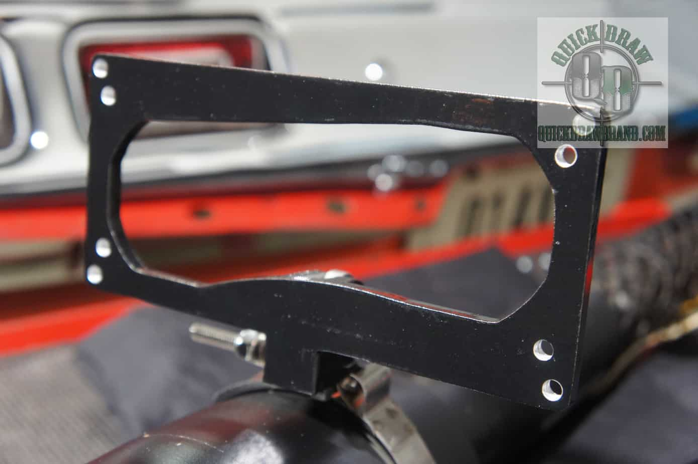 Front Mount for Holley EFI